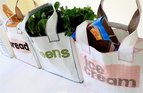 Green Manolo » Reusable Shopping Bags: Going Green Means USING THEM